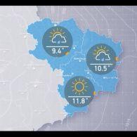 Прогноз погоди на вівторок, 3 жовтня