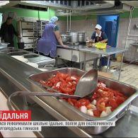 """""""Недоїдальня"""": експерти розповіли про зміни під час реформ у шкільній їдальні"""