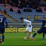 Маріуполь - Ворскла - 0:1. Відео матчу