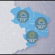Прогноз погоди на четвер, вечір 25 травня