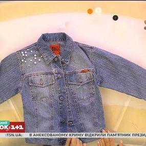 Декоруємо стару джинсову куртку – Дорого за недорого