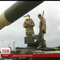 Французький телеканал показав, як бойовики на Донбасі імітують обстріли з боку українців