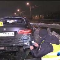 ДТП з доріг України – ДжеДАІ за 25 грудня 2017 року