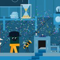 Світ чекає на відкриття 11 серія. Телескоп