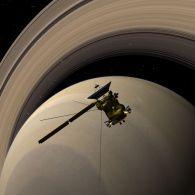 Завершилася грандіозна місія зонду Cassini: історія його подорожі у космос