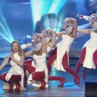 Тина Кароль сняла клип на сцене Вечернего Квартала. Вечерний Квартал в Одессе