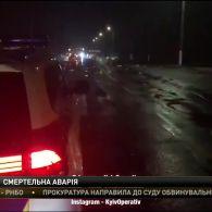 Поліція має припущення щодо винуватця смертельної ДТП в селі Лютіж