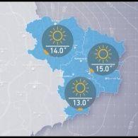 Прогноз погоди на середу, ранок 26 квітня