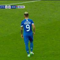 Динамо - Марітіму - 2:0. Відео голу Морозюка