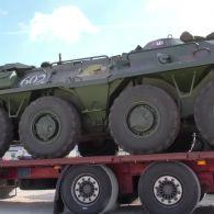 Українські військовослужбовці беруть участь в міжнародних навчаннях Combined Resolve X