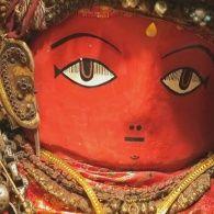 Праздник бога Мачендра - Мир наизнанку