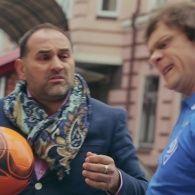 Віталька 9 сезон 173 серія. Футбол