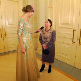 Нина Матвиенко споет с Монатиком