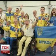 Паралімпійська збірна України перевершила всі сподівання і зайняла 3 місце у світовому рейтингу