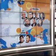 Украинские vip-беглецы на мировой карте