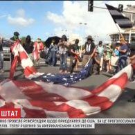 У Пуерто-Рико 97% жителів проголосували за приєднання до США