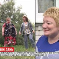 Історії ТСН: чи вистачило Тетяні з Рудьківки 2 місяці, аби змінитися та схуднути