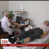 Чорнобильська зона опинилася на межі медичного колапсу