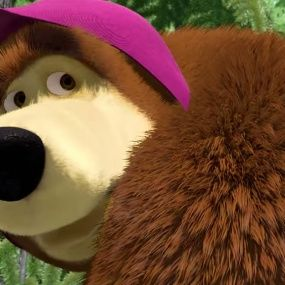 Усе не так, усе інак - Маша і Ведмідь Серія 38