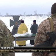 Двоє військовослужбовців зазнали серйозних поранень на передовій