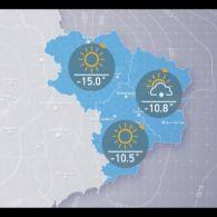 Прогноз погоди на понеділок, вечір 26 лютого