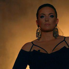 Тетяна Мацкевич продемонструвала танець в стилі Vogue