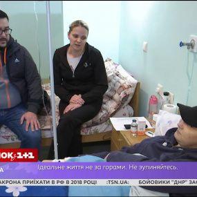 Острый лимфобластный лейкоз: Антон Мазур все еще очень нуждается в вашей помощи