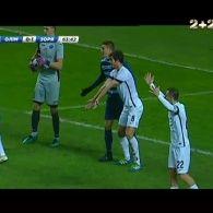 Олімпік - Зоря - 0:2. Відео-огляд матчу