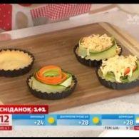 Кабачкові міні-пироги – Правильний Сніданок