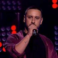 MONATIK представив нову пісню у прямому ефірі Голоса країни – 7