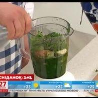 Зелений гаспачо – Правильний Сніданок