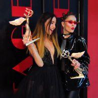 О чем говорили украинские звезды за кулисами музыкальной премии Yuna - 2018