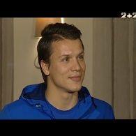 Коноплянка про свою травму: В день матчу із Фінляндією я почувався добре