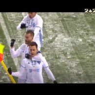 Динамо - Шахтар - 2:1. Відео голу Рибалки