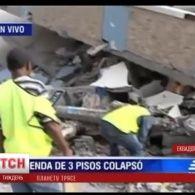 Землетрус силою майже у 8 балів стався цієї ночі біля берегів Еквадору