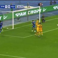 Динамо - Олександрія - 2:0. Відео голу Мбокані