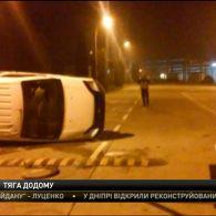 На Буковині водій автівки розтрощив прикордонний пункт пропуску