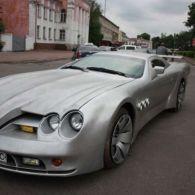 Унікальні авто, зібрані руками українців