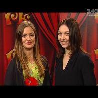 Девушки из Санкт-Петербурга показали смешные миниатюры. Рассмеши комика 10 сезон. 12 выпуск