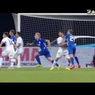 Динамо - Дніпро. 1:0. Відео голу Мораєса