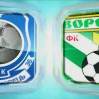 Чорноморець - Ворскла - 0:3. Відео матчу