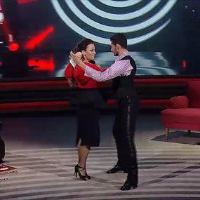 Наталя Холоденко і Віталій Загоруйко - Ча-ча-ча - Танці з зірками