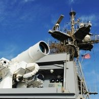 Американські військові першими у світі випробували лазерну зброю