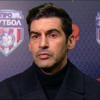 Паулу Фонсека про матч проти Зорі: Я не скажу, про що говорив із арбітром