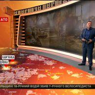 В АТО один військовий зазнав поранення під час обстрілу бойовиків