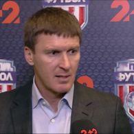 Тренер Ворскли про поразку від Динамо: Я не скаржусь, але ми засмучені