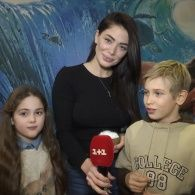 Новорічне привітання від Юлії Кавтарадзе