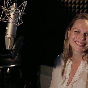 Ольга Фреймут: Коли ми починали дублювати серіал, я була на 9 місяці