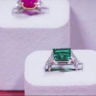 Кольцо с бриллиантом за 94 тысячи - правда о драгоценностях знаменитых