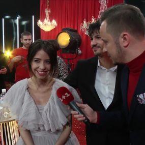 Надя Дорофєєва: Мені на кожному ефірі стилісти дарують труси
